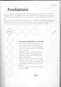 Cantecleer - Fantasierijk borduren op papier - Elife Genc - Picasa Webalbum