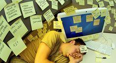 Fast Company: Desks, Where Creativity Goes To Die