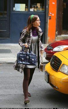 Blair Waldorf Fashion: Blair Waldorf Must Pie