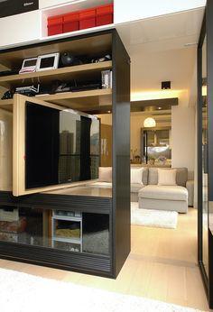 Metal timber Apartment