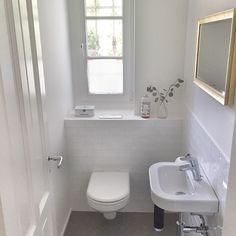 Vor Drei Jahren Haben Wir Uns Für Ein Gäste WC Ohne Fliesen
