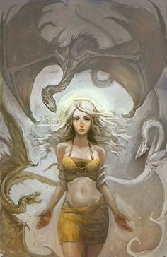 Mother Of Dragons, Daenerys Targaryen