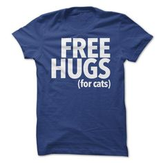 Free Hugs For Cats