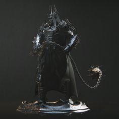 Melkor(Morgoth) by Maksym Anokhin. Tolkien Hobbit, Lotr, Character Art, Character Design, Shadow Of Mordor, Morgoth, Armor Concept, Medieval Fashion, Dark Lord