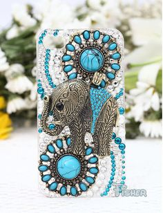 iPhone 4 Case iphone 5 case bohemian iphone case by PhoneCasesWish, $26.88 ■That could be made into a kick ass tattoo■