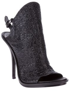 BALENCIAGA Sling Back Ankle Boot