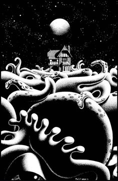 Magazine - Drawings by French Cartoonest and Illustrator Philippe Caza