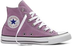 Converse Chuck Taylor All Star Hi Top Powder Purple