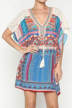 Sweat Pea Tunic Dress
