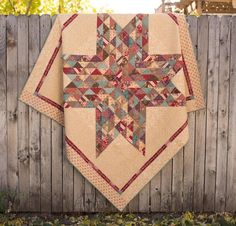 Moda Paris Texas Quilt Kit