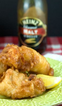 Beer Battered Haddock - Maybe try a different fish? The Haddock wasn't really great