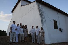 La Sarabanda -Gira Templos Antiguos de Venezuela - Iglesia de Píritu - Concierto Música Barroca Latinoamericana - 2009 - la Sarabanda - Edo. Anzoategui