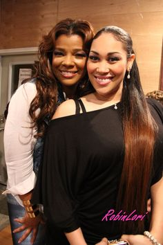 Syleena Johnson Husband | Syleena Johnson and KeKe Wyatt