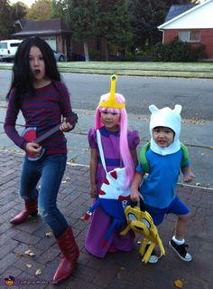 Adventure Time Costume - Halloween Costume Contest via @costumeworks