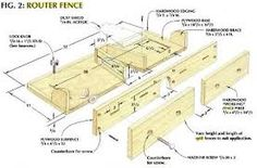 Simple router table router table fences and woodworking image result for diy table saw fence plans keyboard keysfo Images