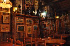 Log Cabin, Restaurant - Sagada, Philippines