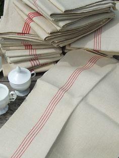 french tea towels