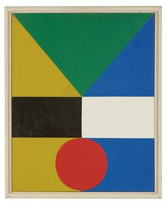 Lot | Opposing | Frederick Hammersley | October 11, 2015 Auction | Los Angeles Modern Auctions (LAMA)