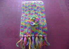 Mari Carmen nos ha enviado esta bonita bufanda tejida   #bufanda #facil  Mira más en hagamoscosas.com o visita nuestro facebook! https://www.facebook.com/hagamoscosas?ref=bookmarks besitos!