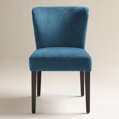 Peacock Chloe Dining Chairs, Set of 2 | Cost Plus World Market