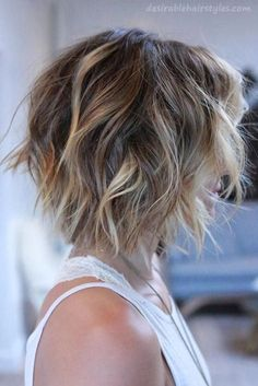 90+ Chic Short Hairstyles & Haircuts for Women - 4 #ShortHairstyles