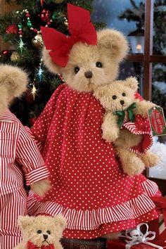 BEARINGTON - Bonnie Goodnight Teddy Bear