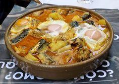 Espardenyà - IV JORNADAS DE L'ALBUFERA AL PLAT EN VALENCIA  #cocina #Valencia