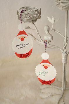 サンタオーナメントとドールキャリー - Nolla Christmas Art For Kids, Winter Crafts For Kids, Christmas Love, Christmas Activities, Christmas Bulbs, Christmas Decorations, Clipart Noel, Diy And Crafts, Paper Crafts
