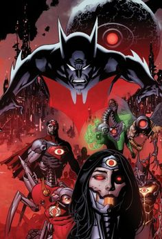 """DC Comics Jumps Forrward 5 Years With Weekly """"The New 52: Futures End"""""""