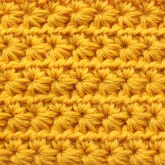 Sneak peek of a beautiful crochet stitch from http://lutteridyl.blogspot.com/