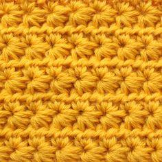 Sneak peek of a beautiful crochet stitch from http://lutteridyl.blogspot.com/