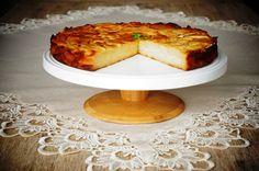 - Prajitura invizibila de mere - Gâteau invisible aux pommes - Invisible apple cake -
