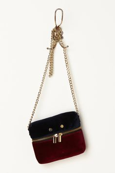 e330a1a00c Velvet Mini Crossbody Bag