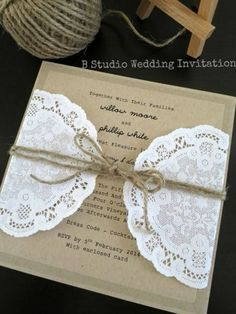 convite casamento rustico