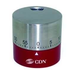 Round Mechanical Timer Red/Sold As 2 Tags:  Timer;  Timer;Red Timer; https://www.ktsupply.com/products/32812350004/Round-Mechanical-Timer-RedSold-As-2.html