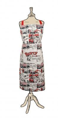 Mouse to Minx - Bunty Four Marys - School Cook - Apron -
