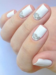 Our 10 Favorite Wedding Nails From Pinterest and Instagram | TheKnot.com