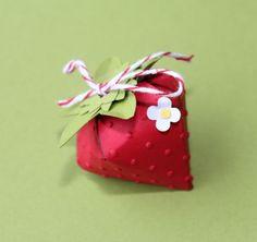 Erdbeere, Strawberry, Stampin up