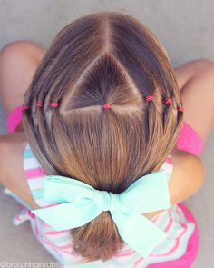 Braided Hairstyles: top 10 braided girl hairstyles for Long hair 2020 Lil Girl Hairstyles, Girls Hairdos, Princess Hairstyles, Trendy Hairstyles, Braided Hairstyles, Teenage Hairstyles, Toddler Hairstyles, Modern Haircuts, Wedding Hairstyles