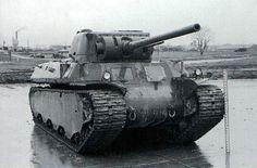 M6 Heavy Tank of WWII