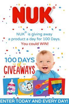 Nuk100DaysOfGiveaways