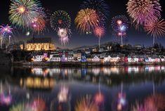 From Bangkok to Taipei: 25 Photos of New Year's Eve 2015 Fireworks Around the Globe