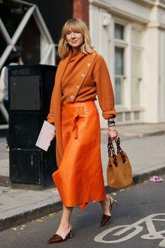 Ideas fashion week street style london chic for 2019 Fashion 101, Fall Fashion Trends, Fashion Advice, Trendy Fashion, Autumn Fashion, Womens Fashion, Style Fashion, Latest Fashion, Fashion Black