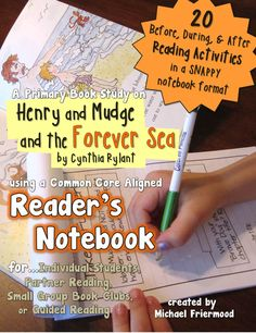 Need some time to pack up your room without sacrificing student reading engagement? Set up some book clubs and hold them accountable with a reader's notebook!  Hmm... like this one maybe?