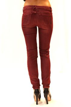 Cycle Jeans WPT 357 Red