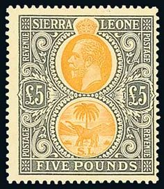I adore this stamp! I hope someday I get a postcard from Sierra Leone with such a nifty stamp!