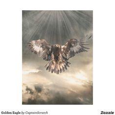 Shop Golden Eagle Fleece Blanket created by CaptainScratch. Eagle Pictures, Golden Eagle, Birds Of Prey, Dojo, Custom Wall, Native American Art, American Indians, Spirit Animal, Beautiful Birds