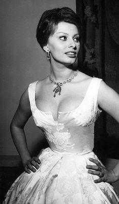 Sophia Loren #italianbeauty