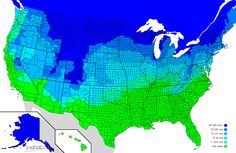 How Much Snow Does It Take to Cancel School in Your City? Check This Map - PolicyMic