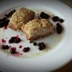 Bielkovinový koláčik s orechami - NajRecept. French Toast, Breakfast, Food, Fitness, Morning Coffee, Essen, Meals, Yemek, Eten